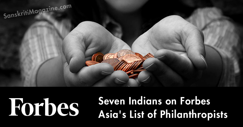Seven-Indians-on-Forbes-Asia's-List-of-Philanthropists