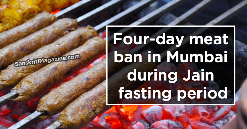 Four-day meat ban in Mumbai during Jain fasting period