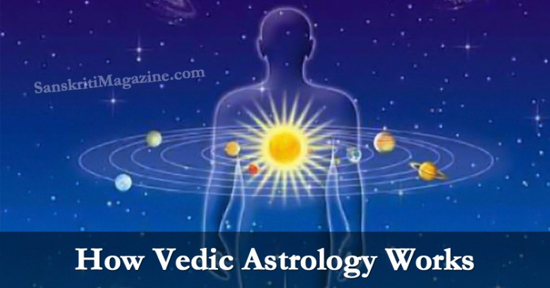 How Jyotish / Vedic Astrology Works