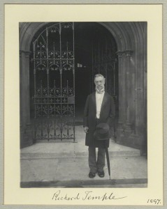 by Sir (John) Benjamin Stone, platinum print in card window mount, 1897