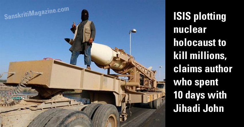 ISIS plotting nuclear holocaust to kill millions