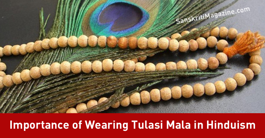 Importance of Wearing Tulasi Mala in Hinduism