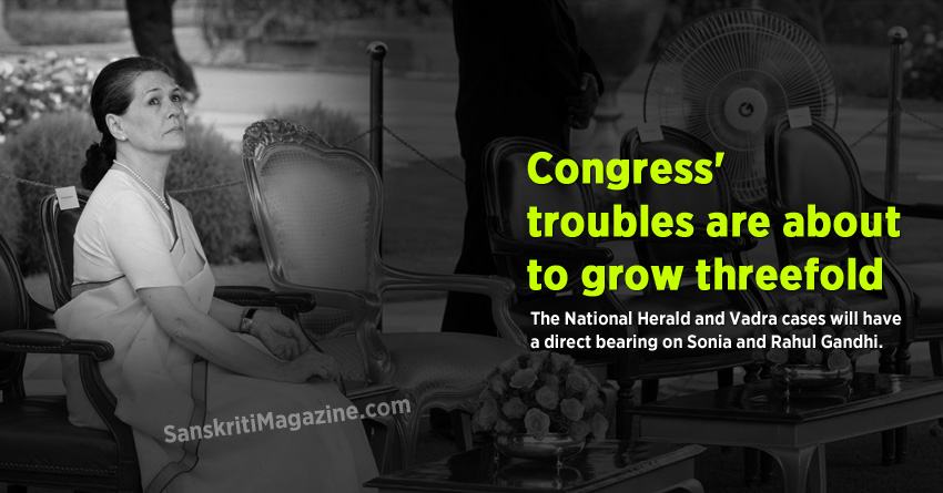 congress trouble