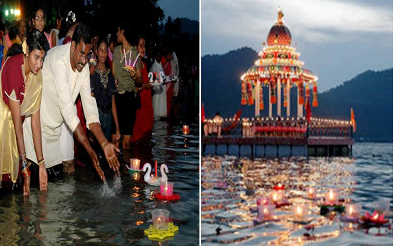 Masi Magha Float Festival & Theppam