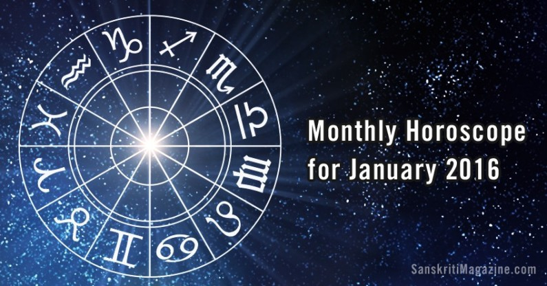 Astrology Predictions For January 2016