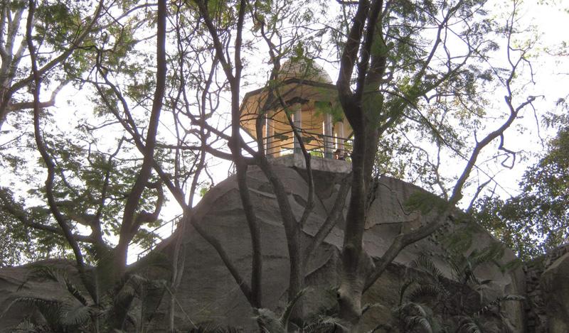 Bugle Rock - Watch Tower
