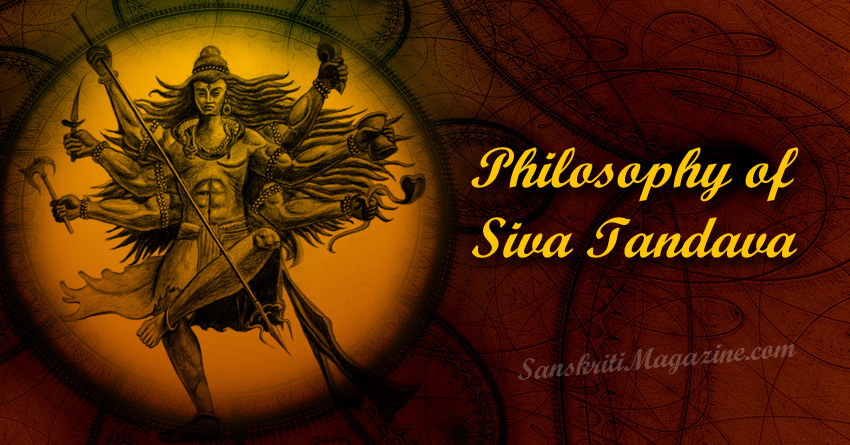 Philosophy of Shiva Tandava