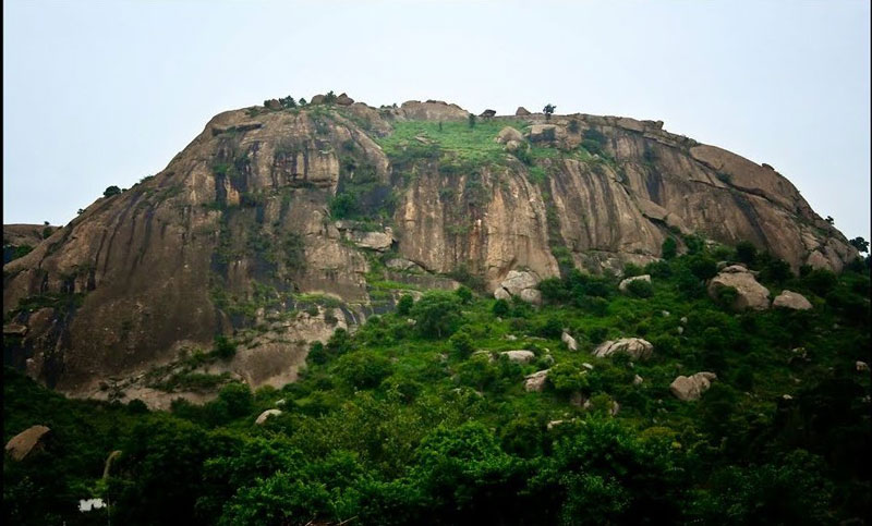 Ramnagaram-Rock