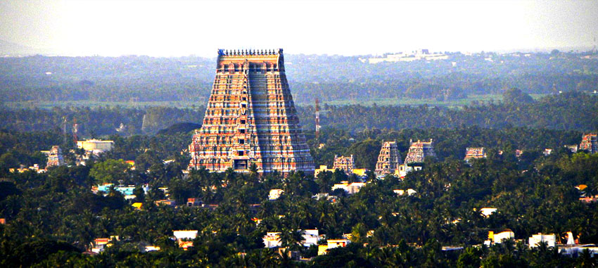 Ranganathaswamy Temple Srirangam