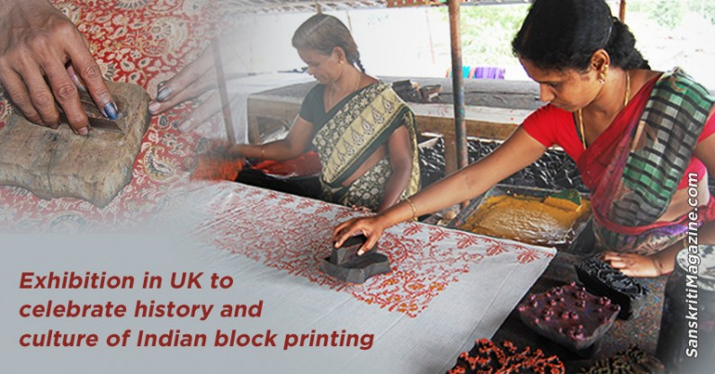 Exhibition in UK to celebrate history and culture of Indian block printing