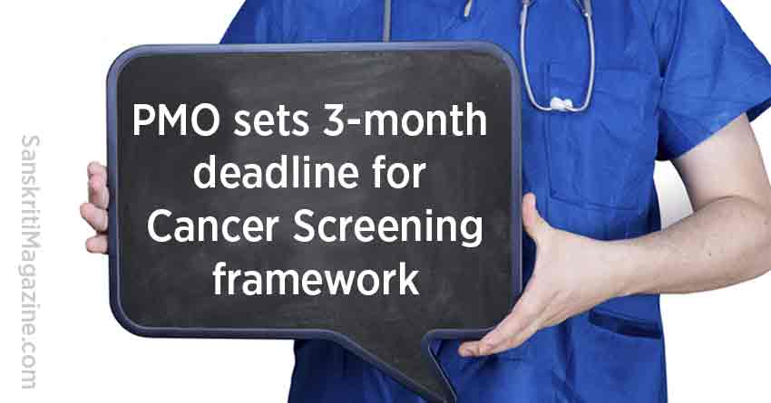 Cancer-Screening-PMO-sets-3-month-deadline-for-framework
