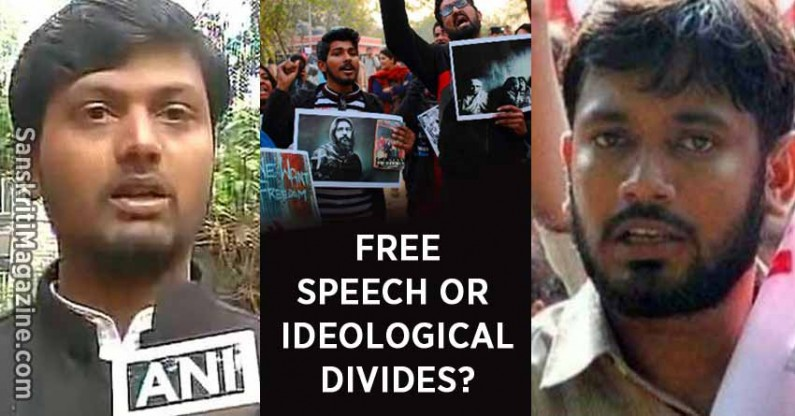 Free Speech or Ideological Divides?