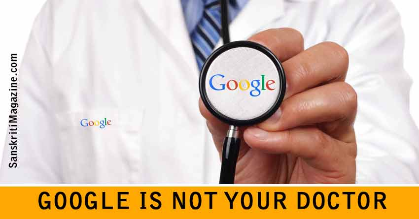 Google-is-not-your-doctor