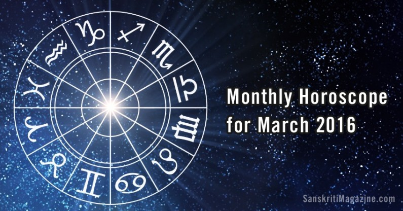 Astrology Predictions For March 2016