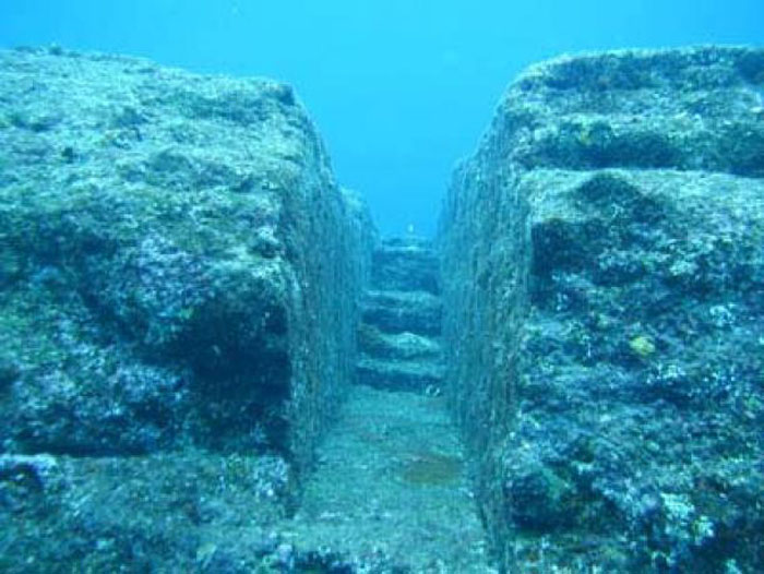 Ancient `sunken town' found off Tamil Nadu