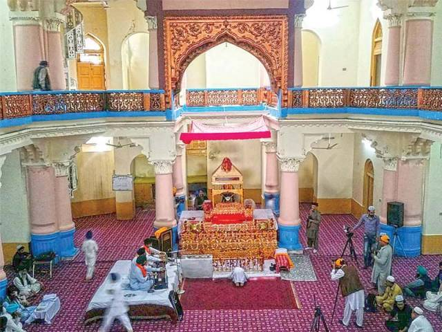 A 300-Year-Old Gurdwara In Pakistan Opens Its Doors For The First Time In Nearly 70 Years