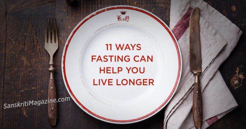 11 Ways Fasting Can Help You Live Longer