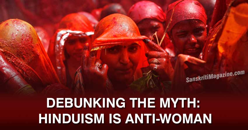 Debunking-the-myth-Hinduism-is-Anti-Woman