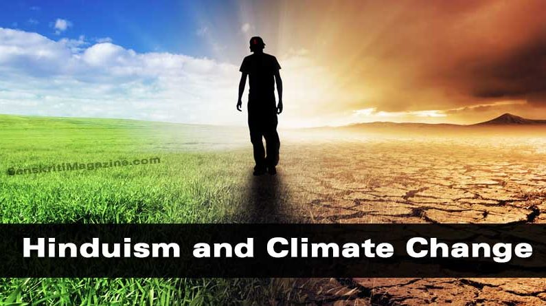 Hinduism and Climate Change