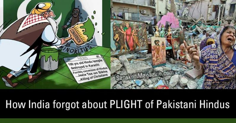 How India forgot about plight of Pakistani Hindus