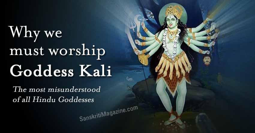 Kali-the-most-misunderstood-of-all-Hindu-Goddesses