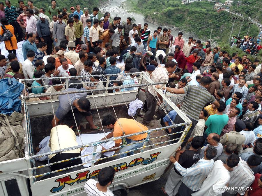 Himachal Pradesh: 41 killed, 54 hurt in 3 accidents in past 24 hrs