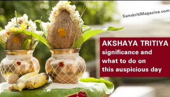 Akshaya Tritiya, it's significance and what to do on this auspicious day