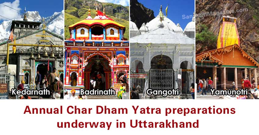 Char-Dham-Yatra-preparations-underway-in-Uttarakhand