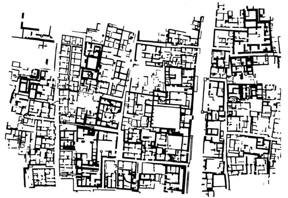 Residential Zone of Mohenjo Daro