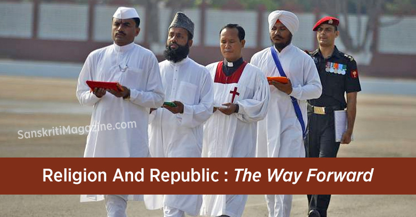 Religion And Republic The Way Forward