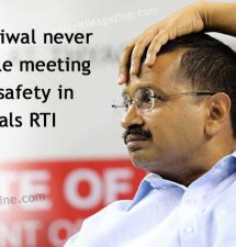 Arvind Kejriwal never held a single meeting on women safety in Delhi, reveals RTI – Know details
