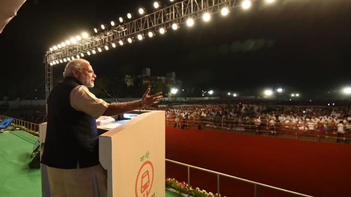 Law against 'benami' properties to be implemented soon: Modi