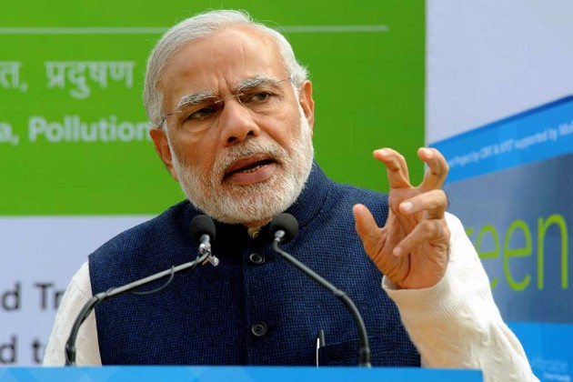 Note Ban Destroyed Terror Funding, Human-Drug Trafficking: PM