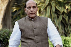India-Bangladesh border to be completely sealed by mid 2018: Rajnath Singh