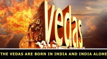 The-Vedas-are-born-in-India-and-India-alone