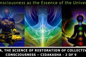 Yoga, the science of restoration of collective consciousness – cidakasha - 2 of 9