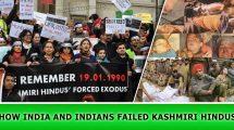 How-India-and-Indians-failed-Kashmiri-Hindus