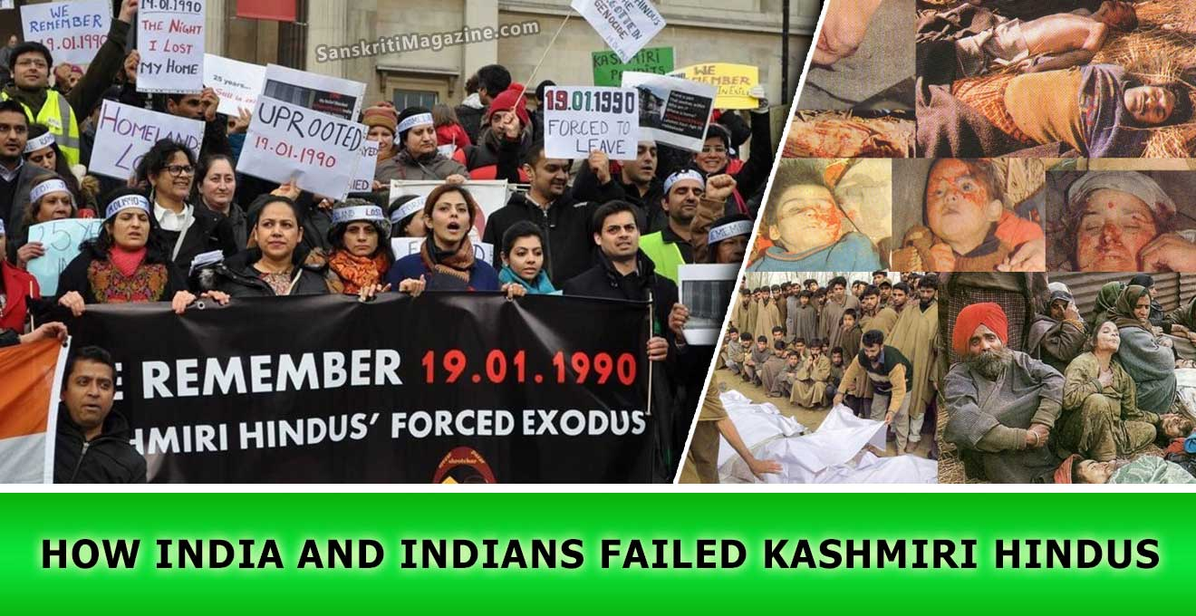 How-India-and-Indians-failed-Kashmiri-Hindus
