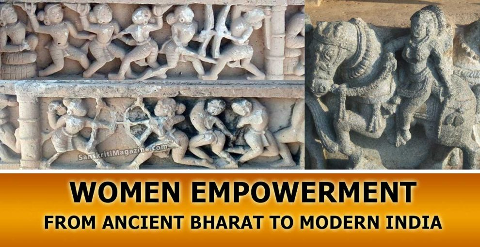 Women-Empowerment,-From-Ancient-Bharat-to-Modern-India