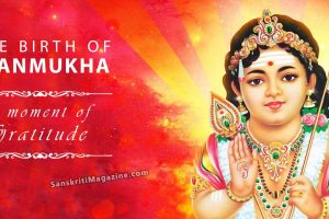 The-Birth-of-Shanmukha--A-Moment-of-Gratitude