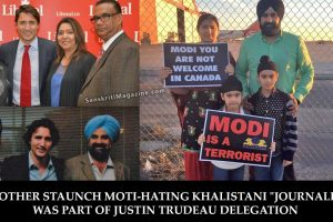 Another-staunch-Moti-hating-Khalistani-journalist-was-part-of-Justin-Trudeau-Delegation