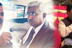 Anshu Prakash kejriwal