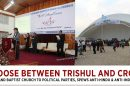 Choose-Between-Trishul-and-Cross-Nagaland-Baptist-Church-to-Political-Parties,-Spews-Anti-Hindu-&-Anti-India-Hate
