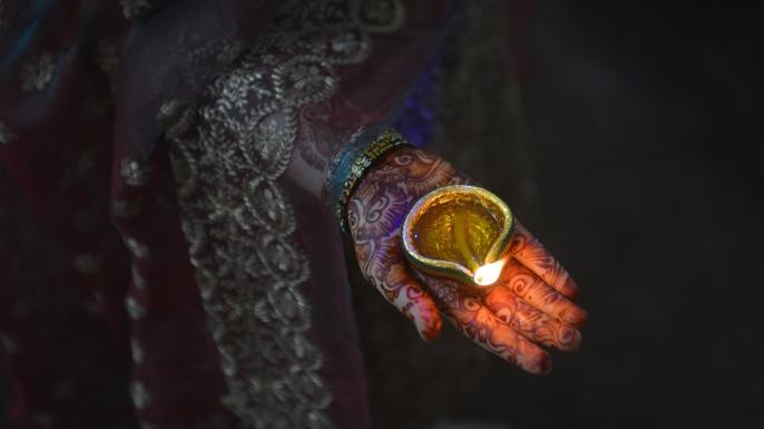 hindu light