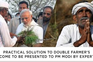 Practical-solution-to-double-farmer's-income-to-be-presented-to-PM-Modi-by-experts