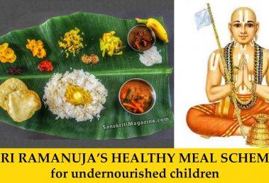 Sri-Ramanuja's-Healthy-Meal-Scheme-for-undernourished-children