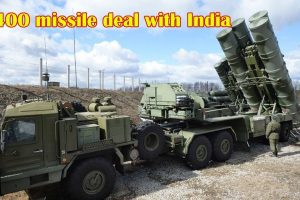 Sitharaman S-400 deal
