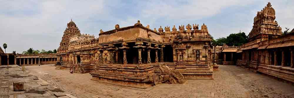Airavatesvara Temple of Shiva