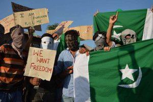kashmir pro pakistan slogan