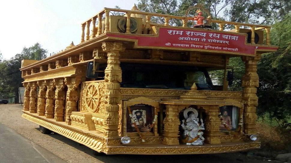 Tamil Nadu over Ram Rajya Rath Yatra